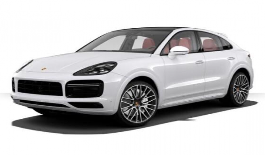 2020 CAYENNE COUPE TURBO