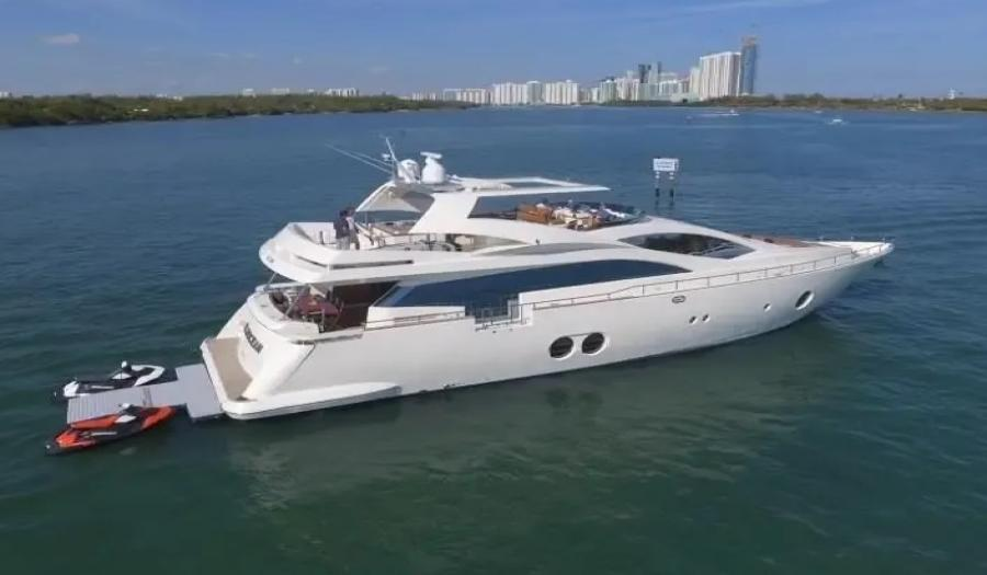 AICON BLUOCEAN 85 FT