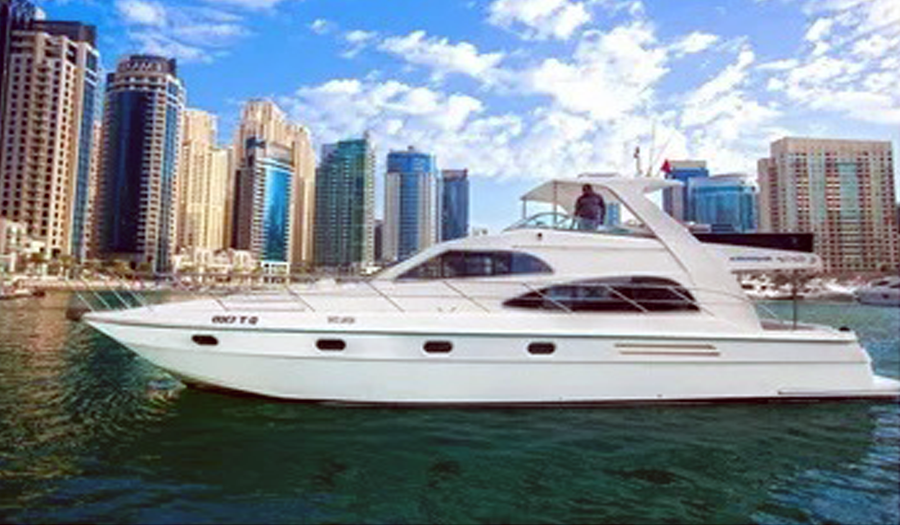 GULF CRAFT 55 FT