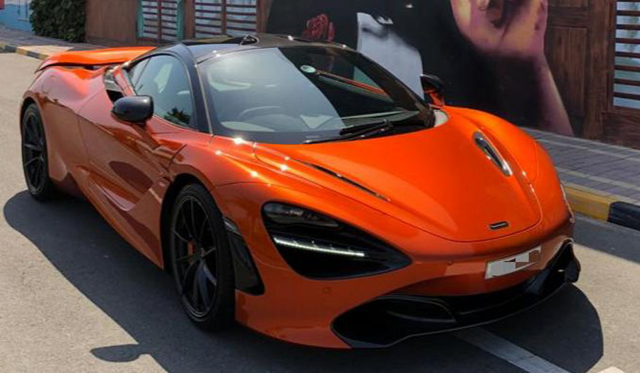 2018 USED MCLAREN 720S PERFORMANCE