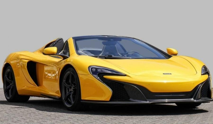 2019 MCLAREN 650S SPIDER - CARBO