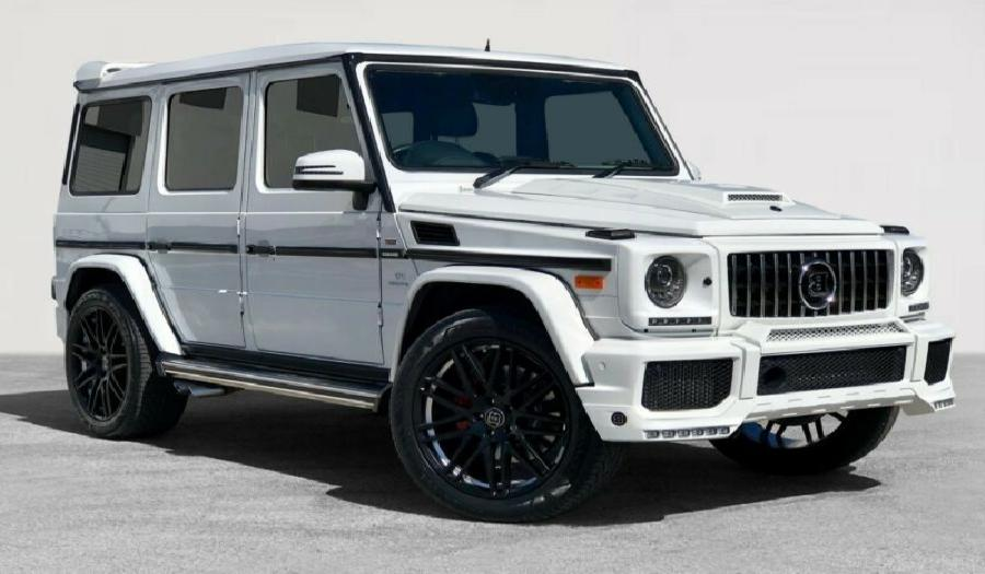 2016 MERCEDES-BENZ BRABUS KIT G 63 AMG