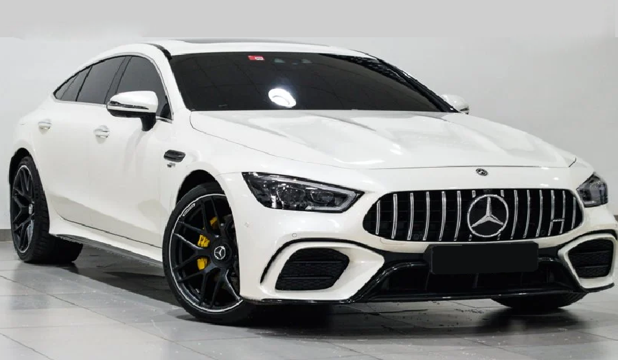 2019 MERCEDES-BENZ  AMG  GT 53 - WHITE