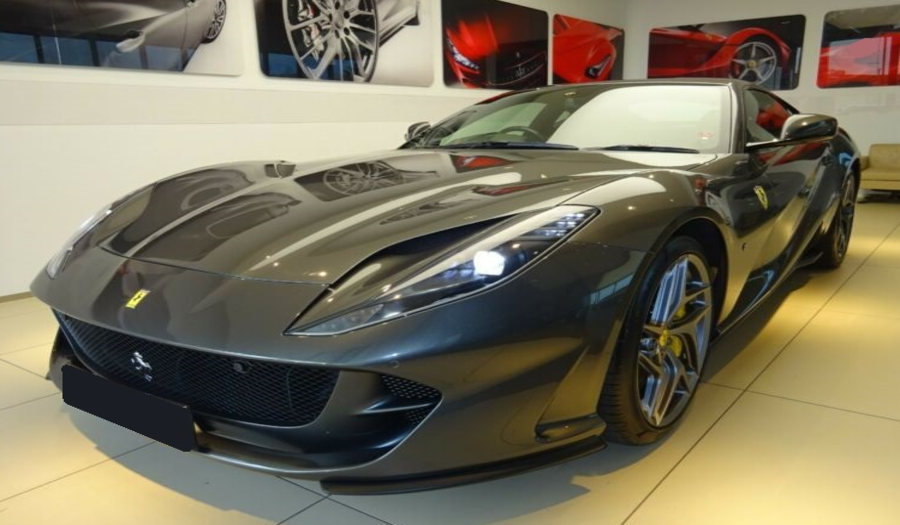 2019 FERRARI 812 6.5 V12 SUPERFAST