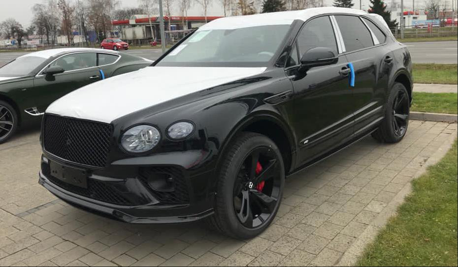 2021 BENTLEY BENTAYGA 4.0L V8-FIRST EDITION-MULLINER