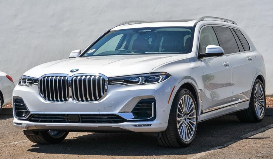 2020 BMW X7 XDRIVE40I AUTOMATIC TRANSMISSION