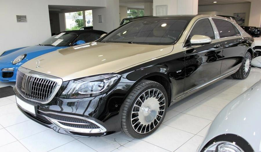 2020 MERCEDES - MAYBACH S 650