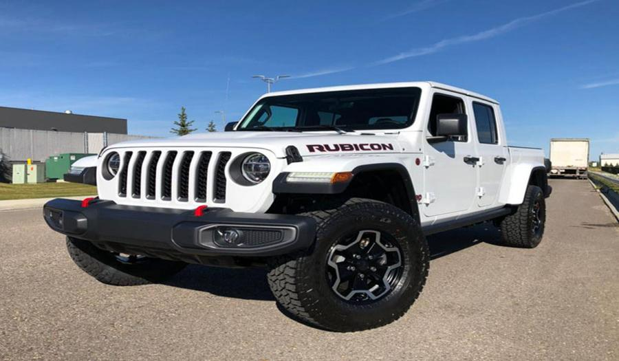 2019 GLADIATOR - RUBICON
